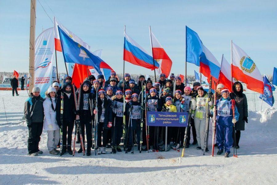 «Лыжня России - 2018»