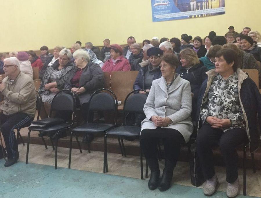 Состоялось собрание актива Садовского муниципального образования