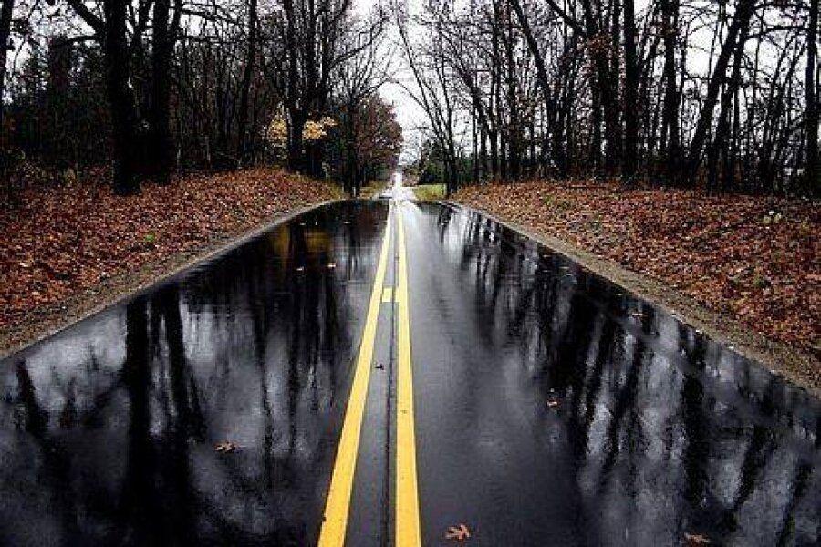 Особенности вождения автотранспорта в осенне-зимний период