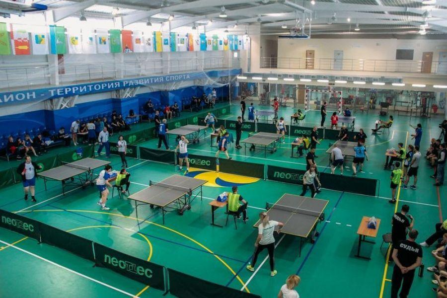 К ракетке, друзья: теннисисты вновь разыграли Кубок Главы