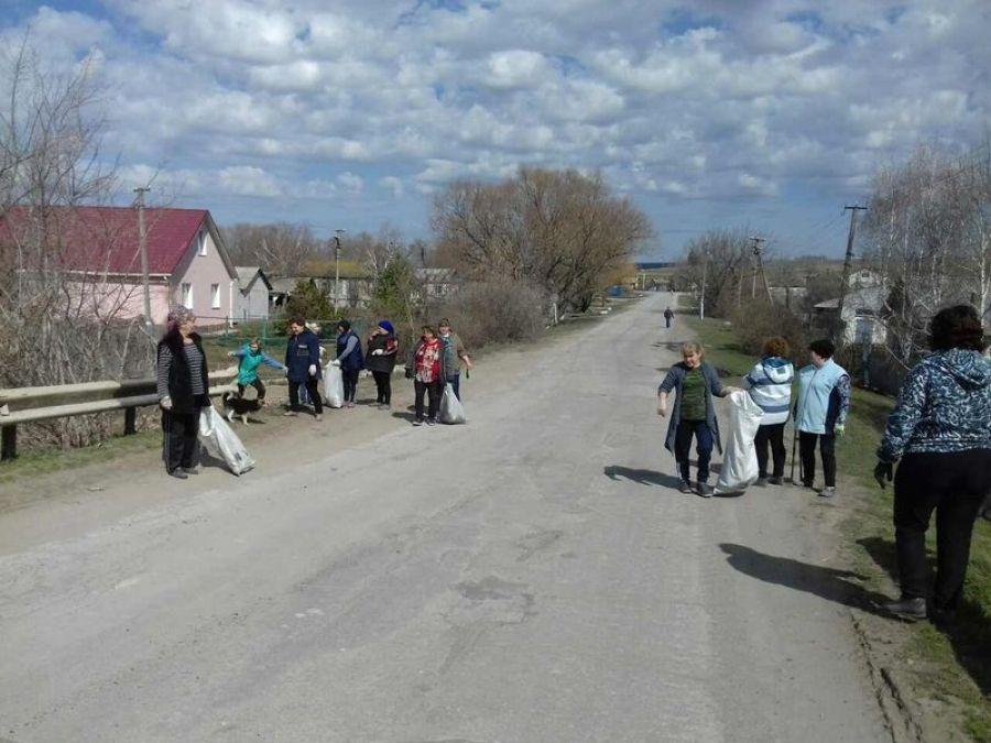 Благоустройство в Вязовском муниципальном образовании