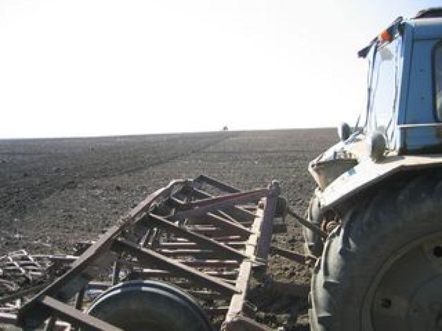 В районе начались весенне-полевые работы
