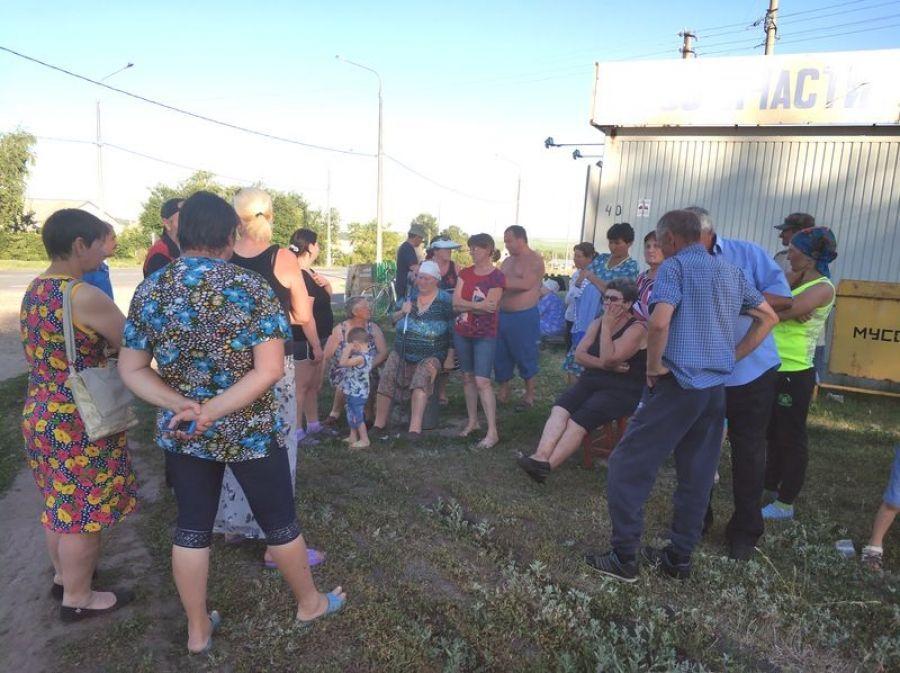 Водоснабжение жителей – важная задача