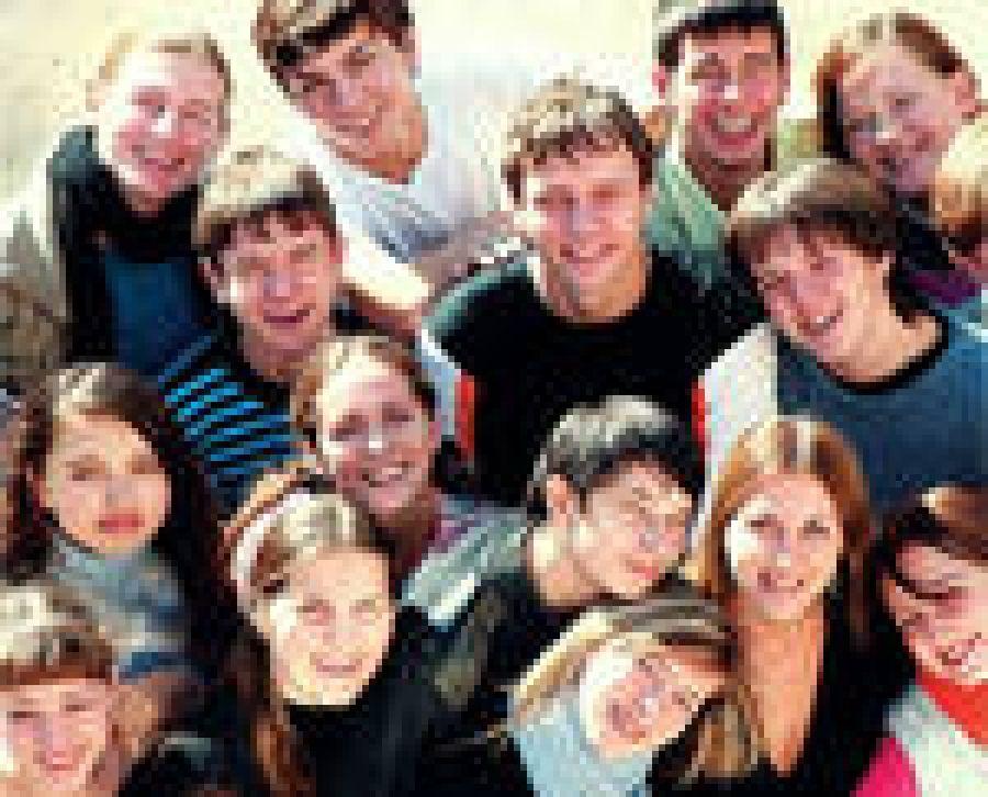 Рабочие встречи с молодежным активом Большеивановского муниципального образования