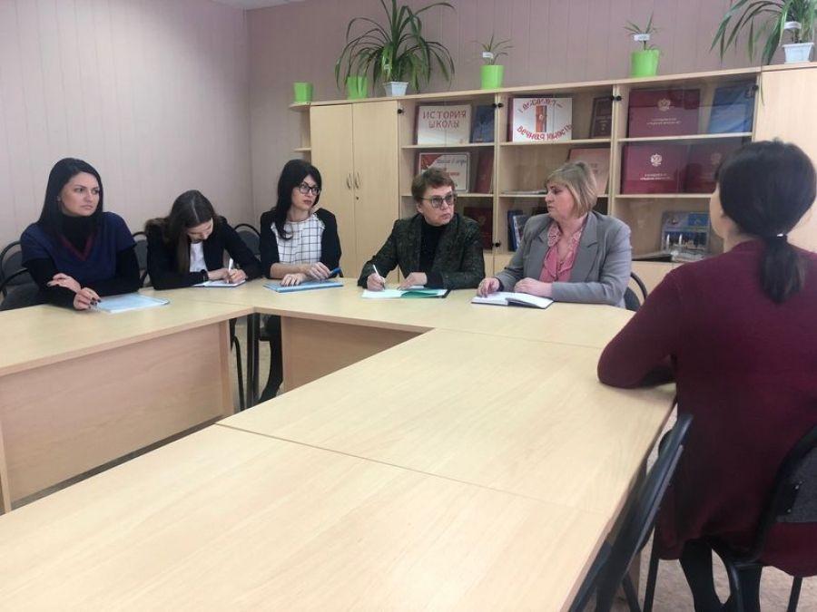 Психолого-медико-педагогический консилиум в Татищевском лицее