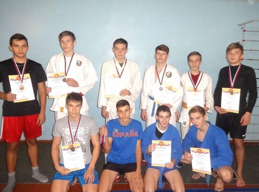Татищевские спортсмены – призеры фестиваля спортивных единоборств