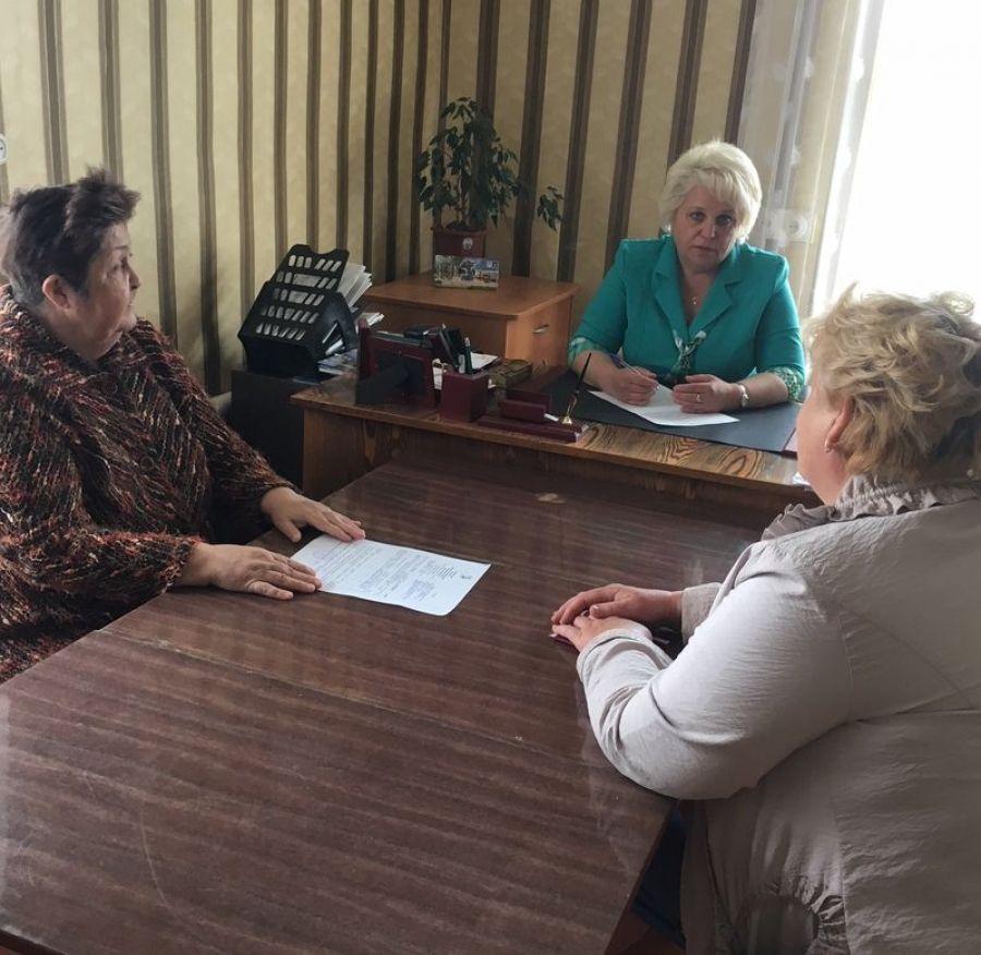 Прием граждан в Садовском муниципальном образовании