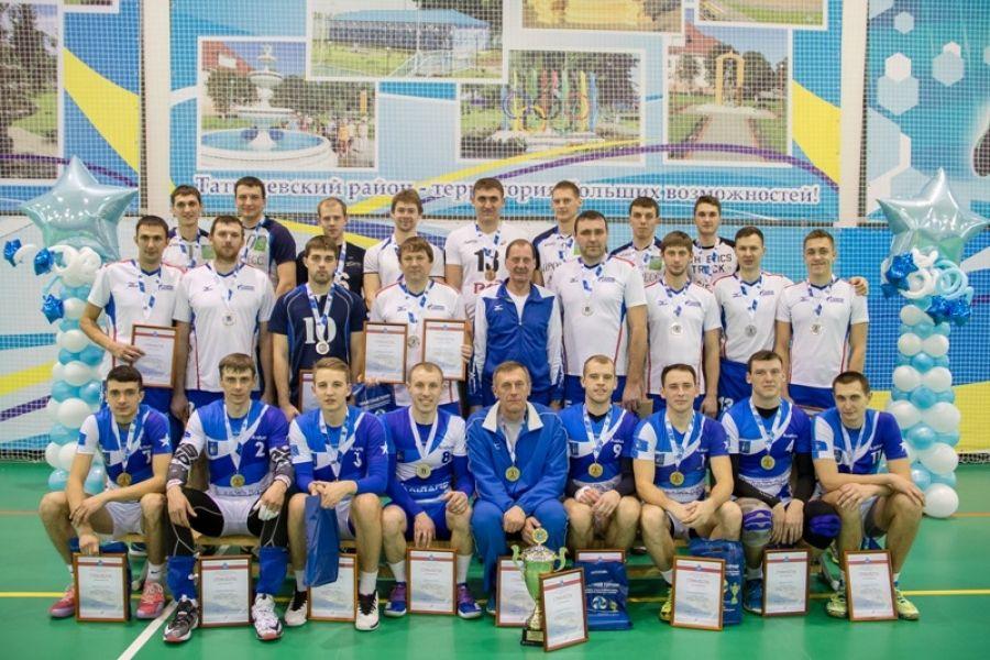 «Альтаир» победитель областного турнира