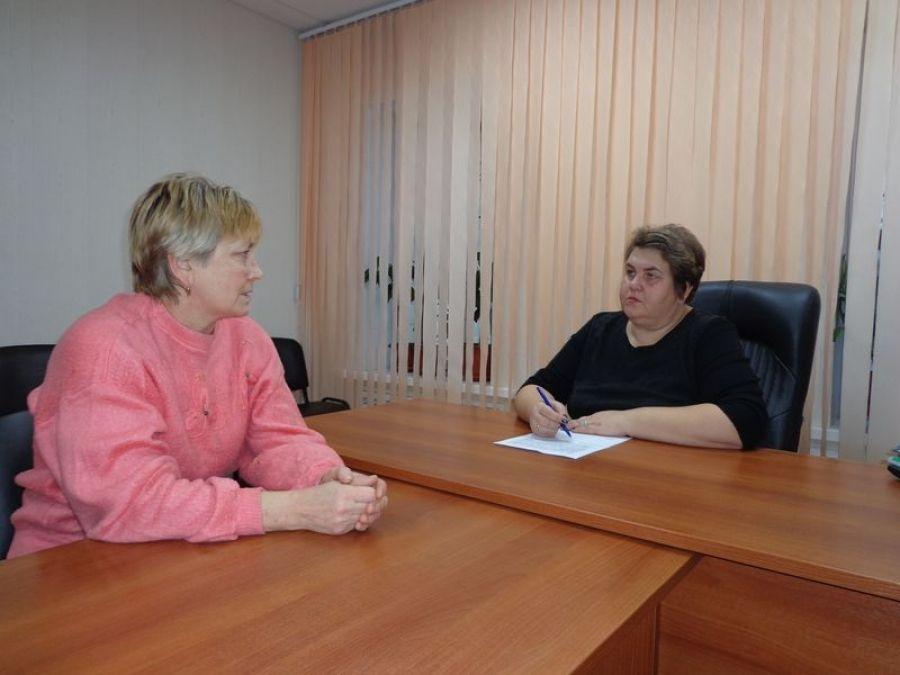 Прием граждан в Ягодно-Полянском МО