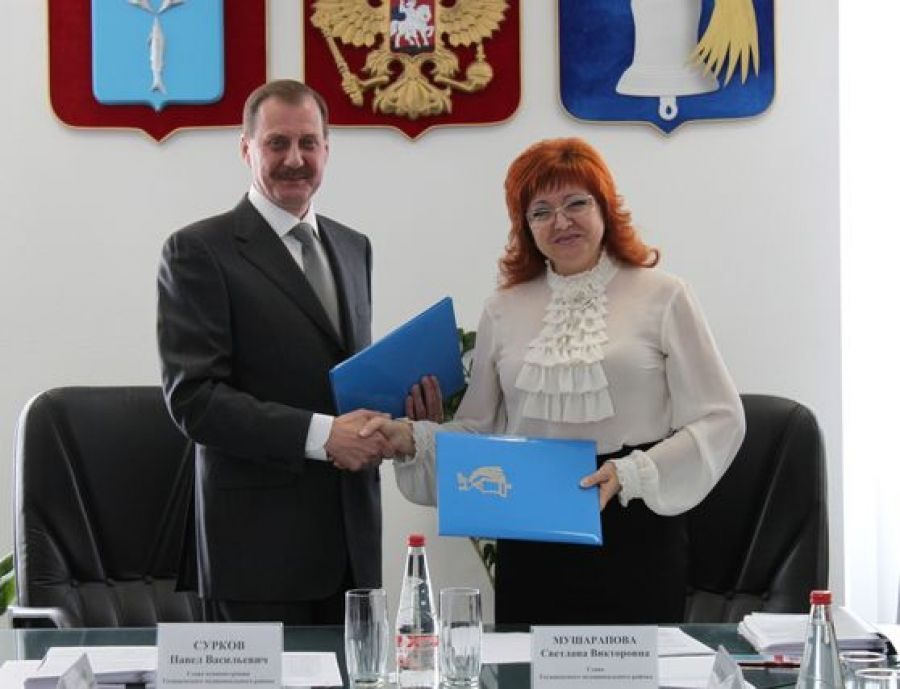 Назначен глава администрации Татищевского муниципального района
