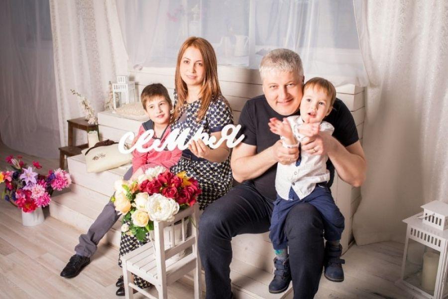 Фотоконкурс «В кругу семьи»