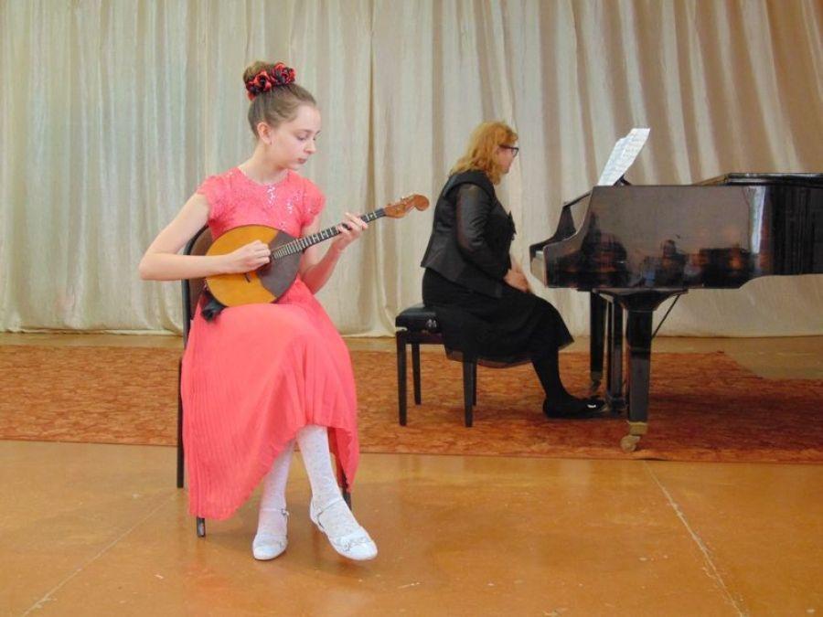 Детская школа искусств раскрывает таланты