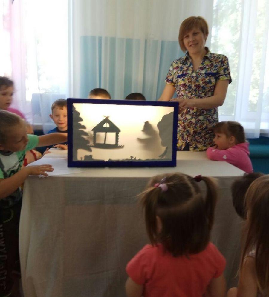 Подарим детям сказку