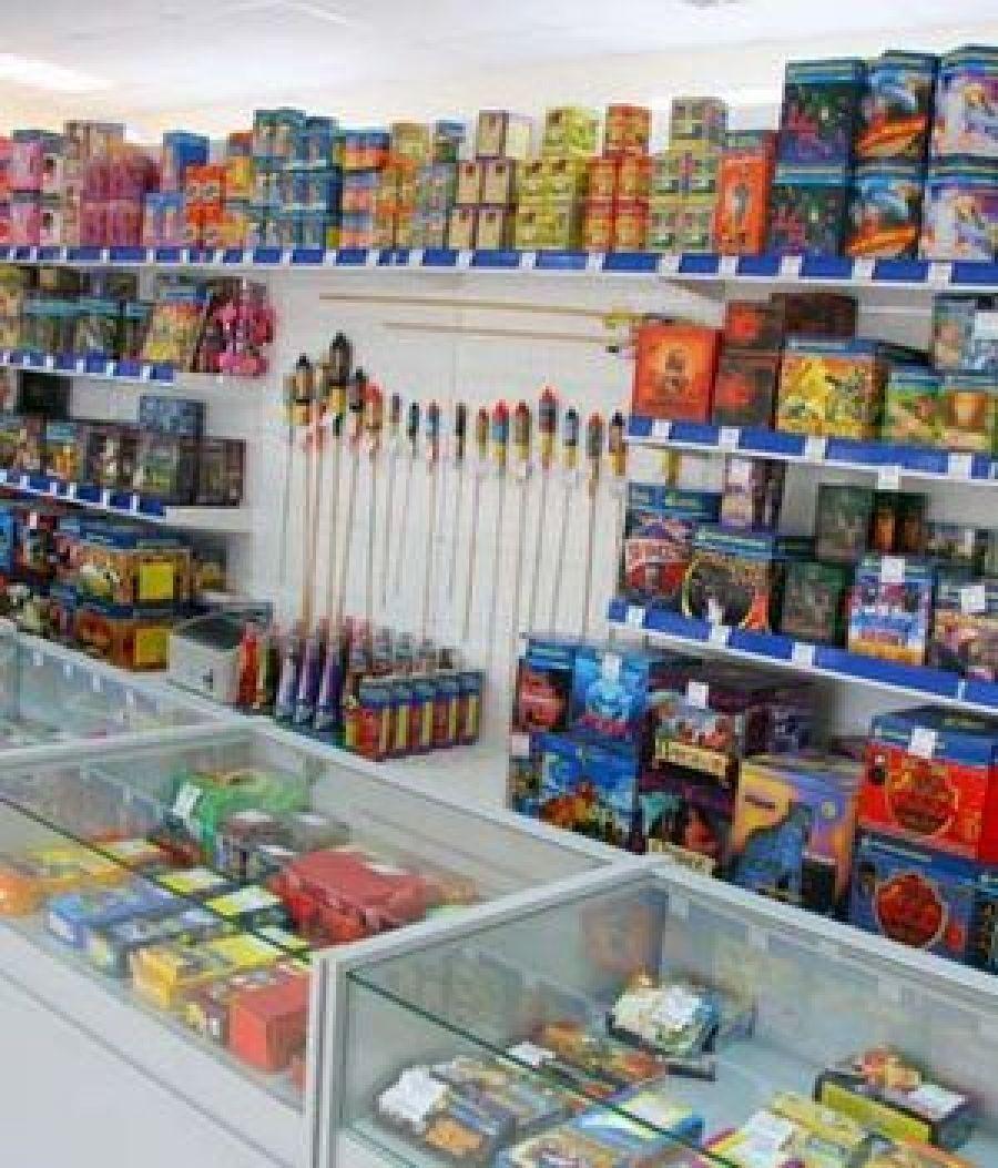 Упорядочение торговли пиротехнической продукцией и обеспечение безопасности праздничных фейерверков
