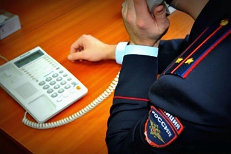 Отдел МВД осуществляет прием заявителей по графику