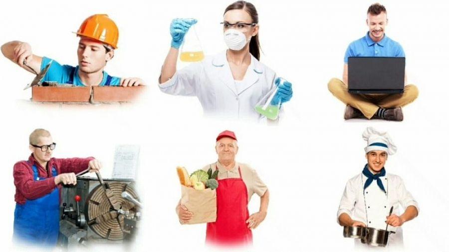 Мониторинг районного рынка труда на 10 апреля 2020 года