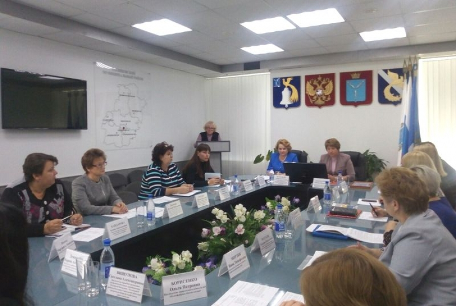 Трехстороння комиссия по регулированию социально-трудовых отношений Татищевского муниципального района