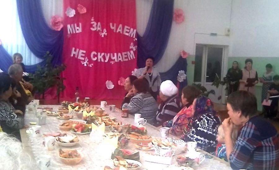 День пожилого человека в селе Ягодная Поляна