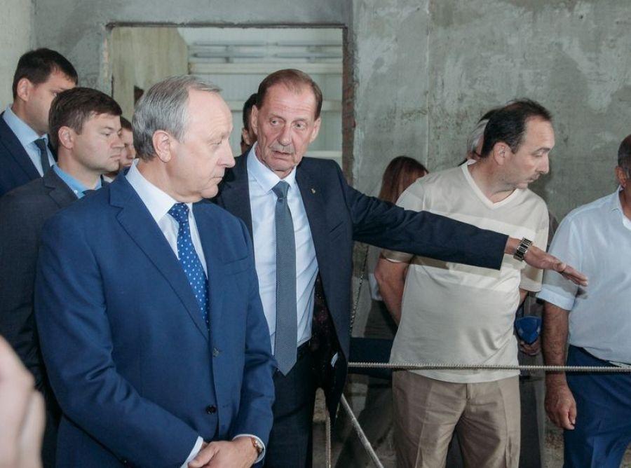 Рабочий визит главы региона в Татищевский район