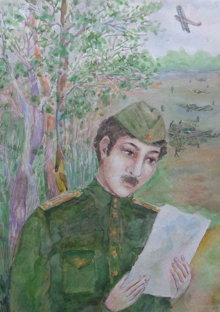 Победа во Всероссийском конкурсе изобразительного искусства