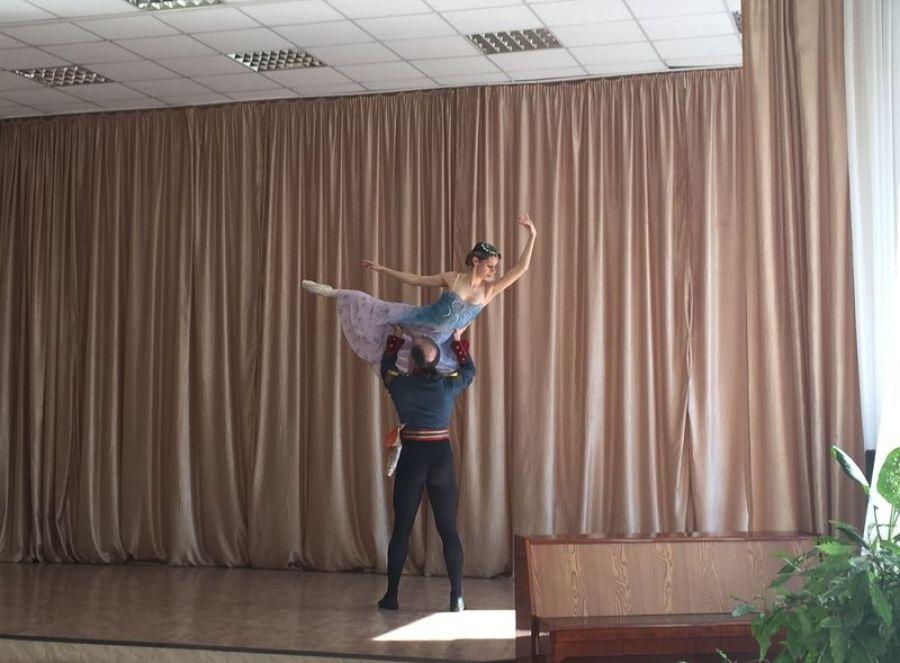 Театр оперы и балета в Детской школе искусств