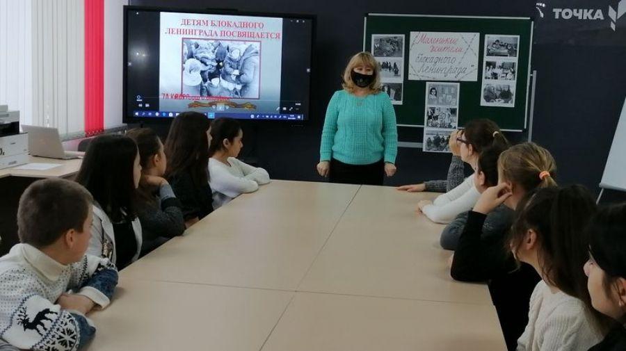 Маленькие дети блокадного Ленинграда