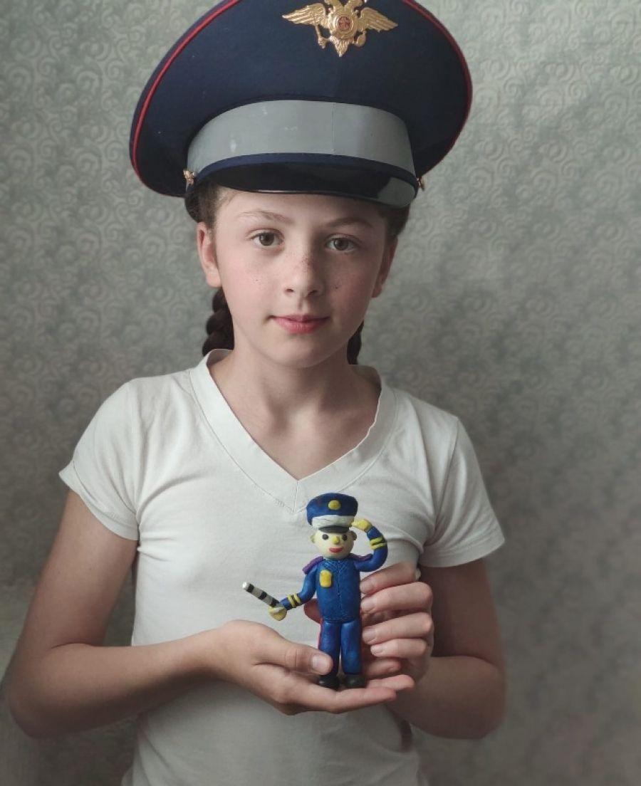Подведены итоги отборочного этапа конкурса детского творчества  «Полицейский Дядя Степа»