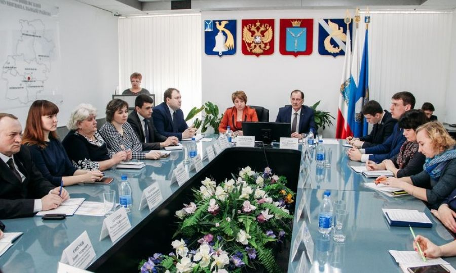 Развитие сельского хозяйства — важная составляющая экономики Татищевского района
