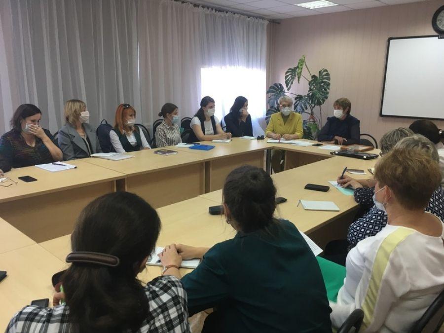 Заседание РМО заместителей директоров школ  по учебно-воспитательной работе