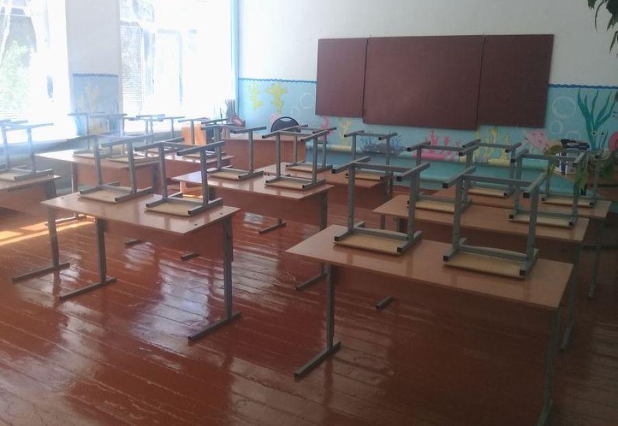 Работа школы в летний период