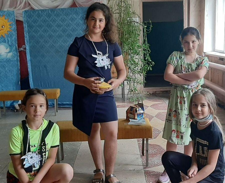 Детская развлекательная программа «Игры без границ»