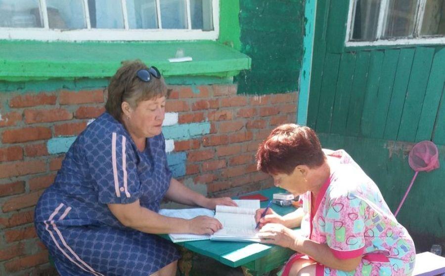 Похозяйственный учет в Ягодно-Полянском МО