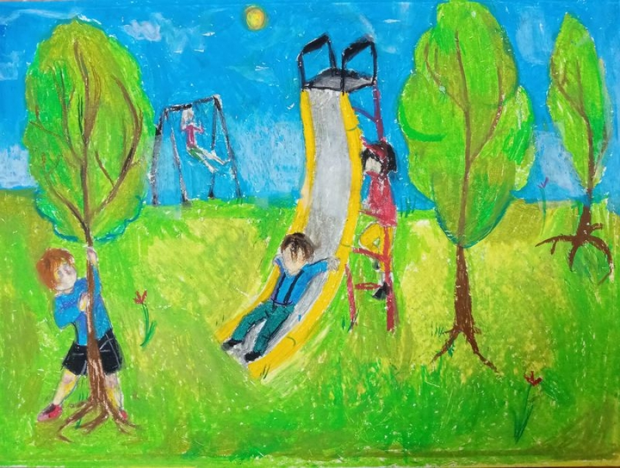 Учащаяся Детской школы искусств Элла Мусаева стала участником творческой школы «Волжская радуга»