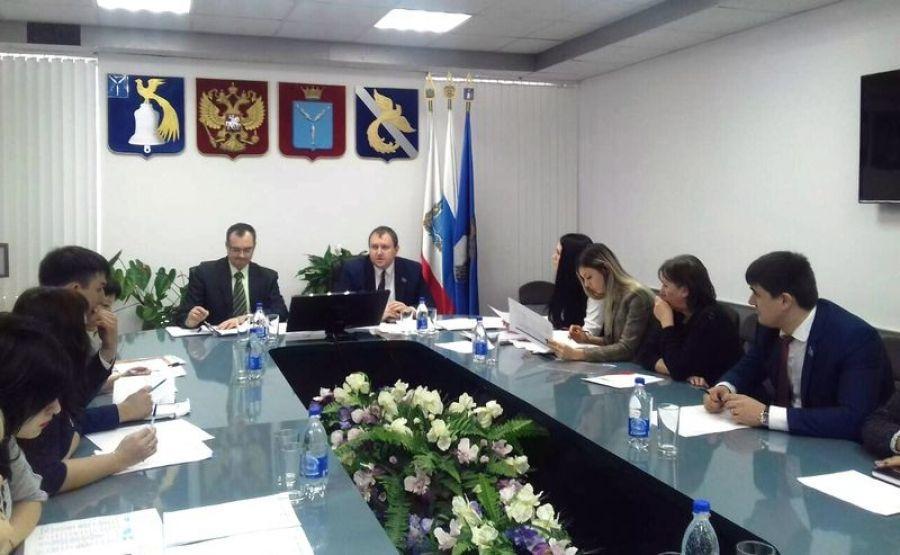Заседание комиссии по увеличению налоговой базы