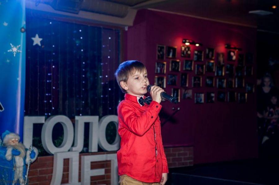 Логинов Глеб в полуфинале конкурса «Голос. Дети Саратова»