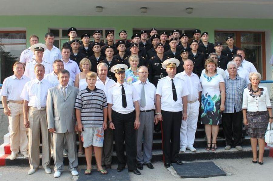 Сотрудничество между Татищевским районом и Черноморским флотом
