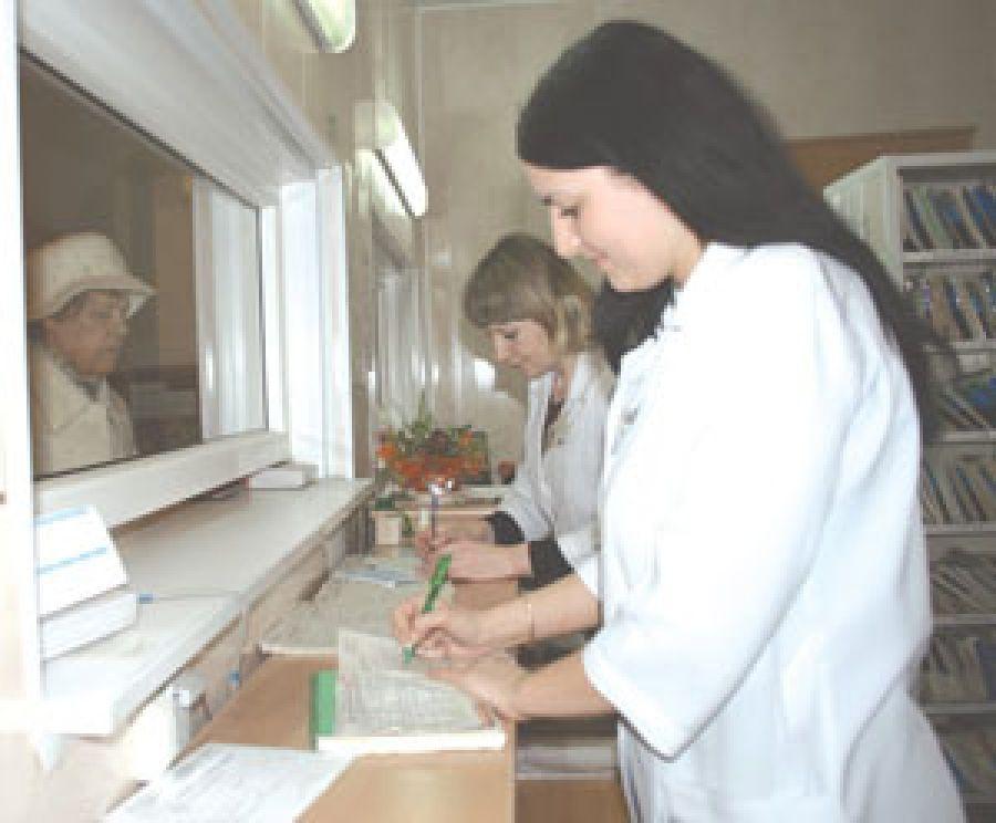 Введение  талонной системы в поликлинике Татищевской центральной районной больницы