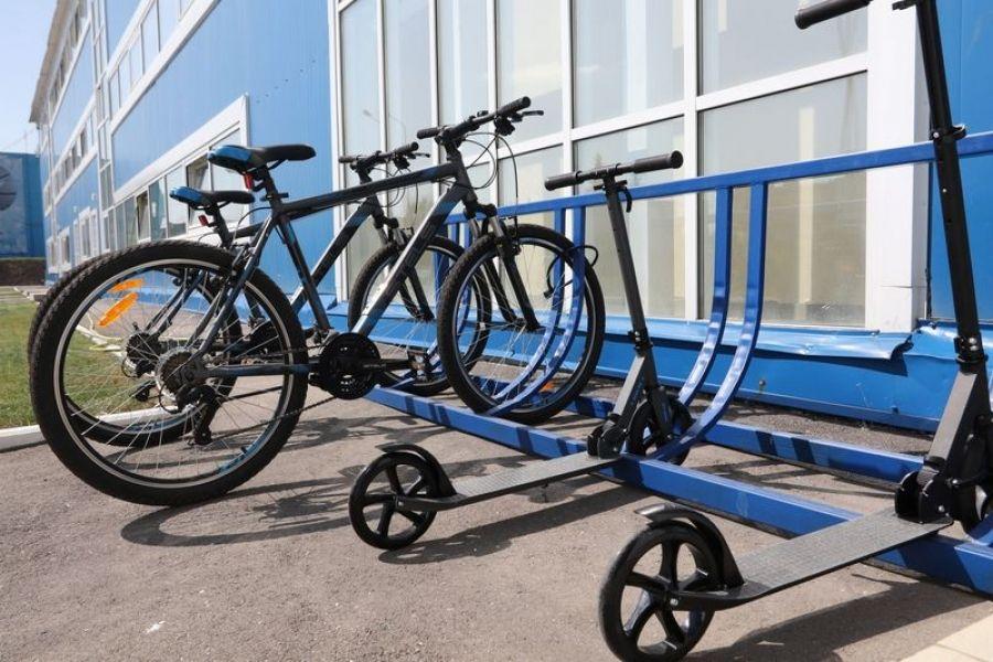 Велосипед – всегда!