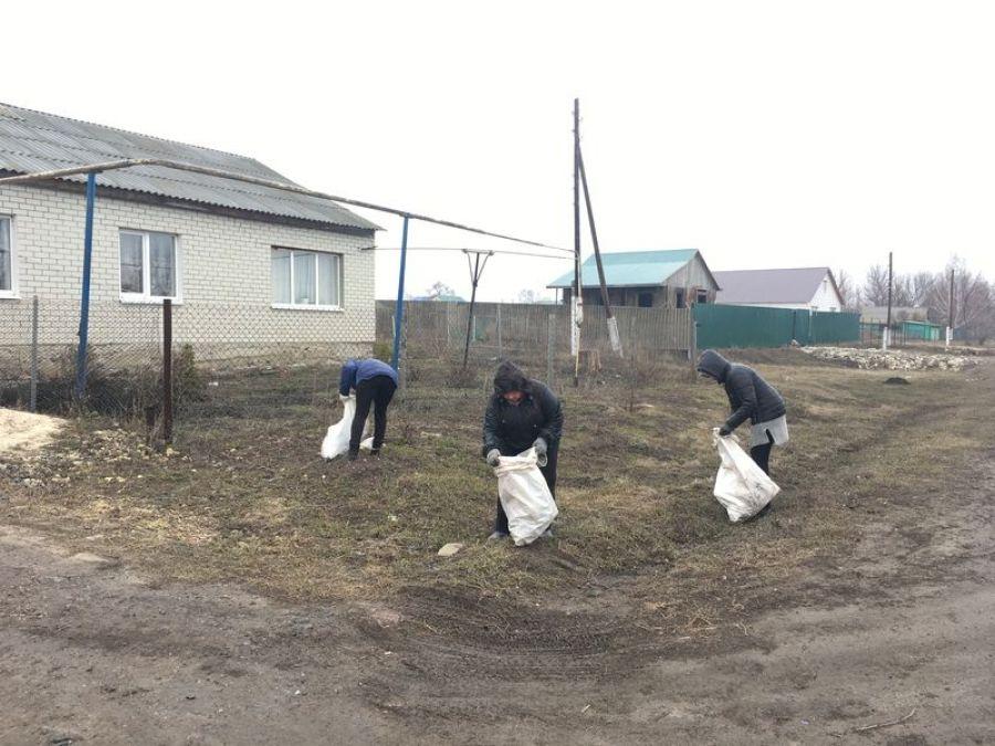 Благоустройство села Идолга