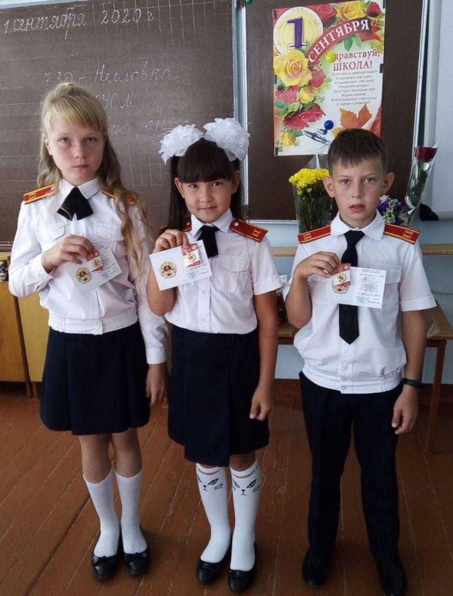 День знаний в Вязовской школе