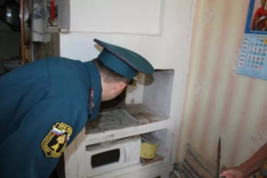 Профилактический рейд по пожарной безопасности