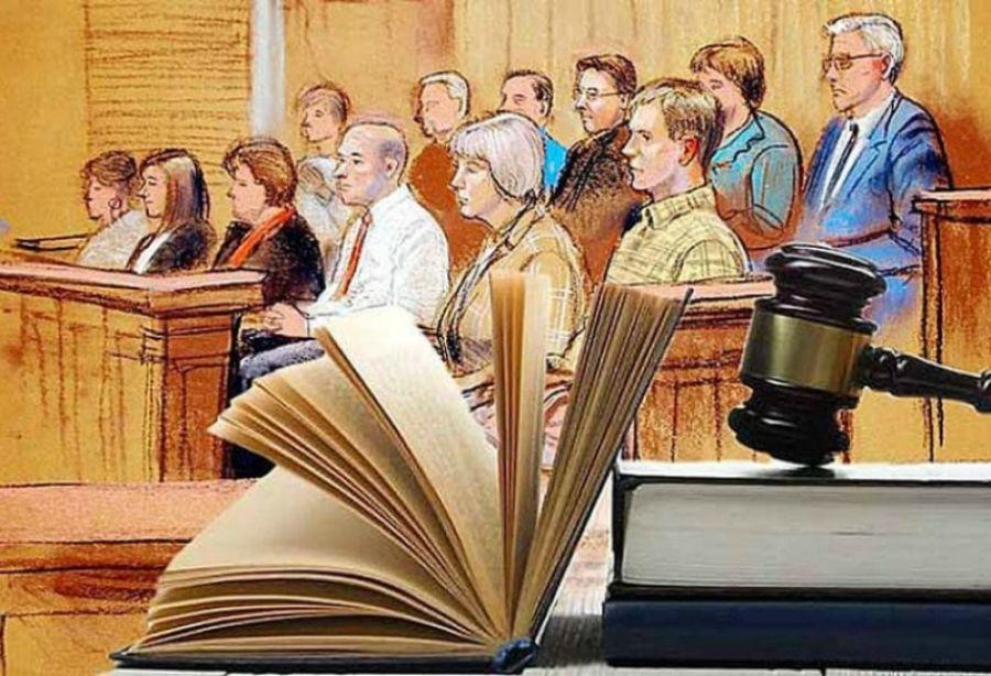 Проверка списков присяжных заседателей