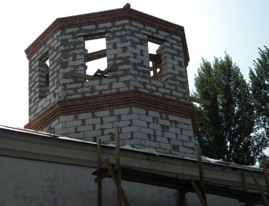 Реконструкция храма Казанской иконы Божией Матери