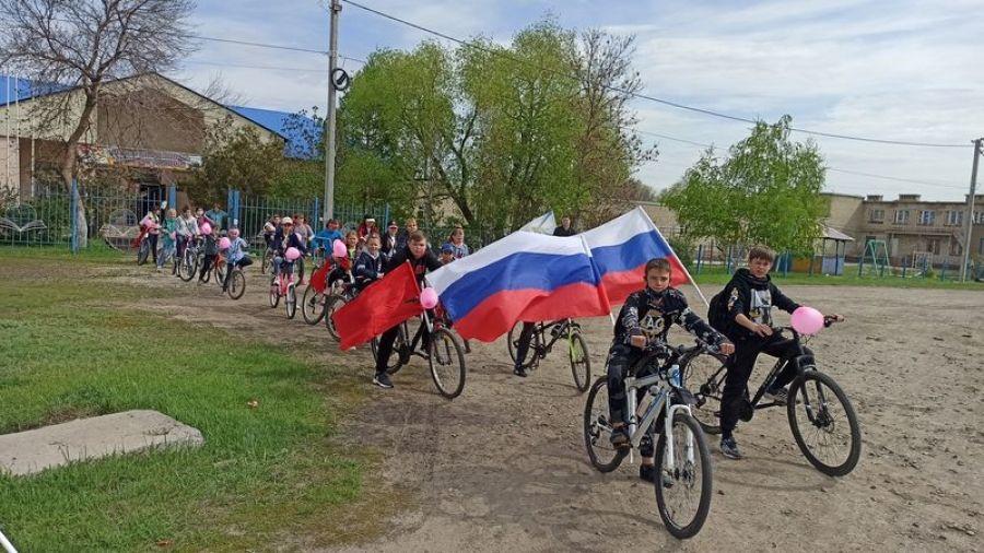Велопробег «Наследники Победы!»