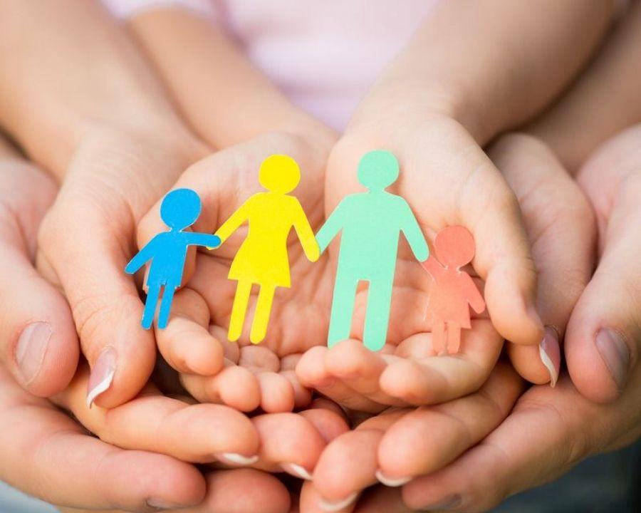 В преддверии Международного дня защиты детей