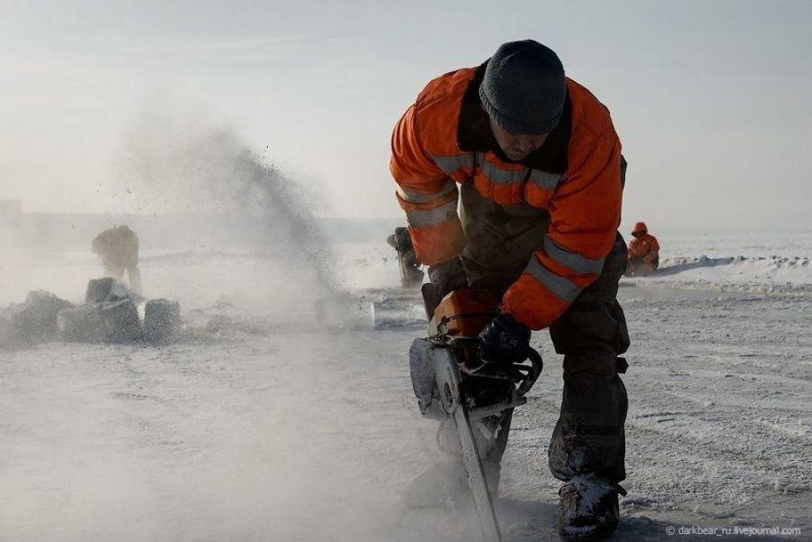 Как обеспечить безопасность сотрудников при работе в холод