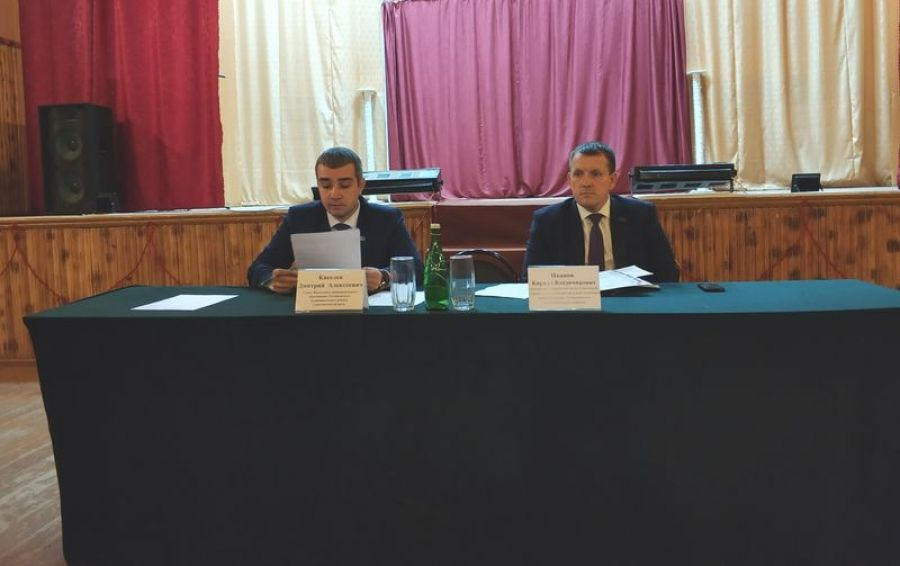 Итоги социально-экономического развития Идолгского муниципального образования за 9 месяцев текущего года подвели на собрании актива