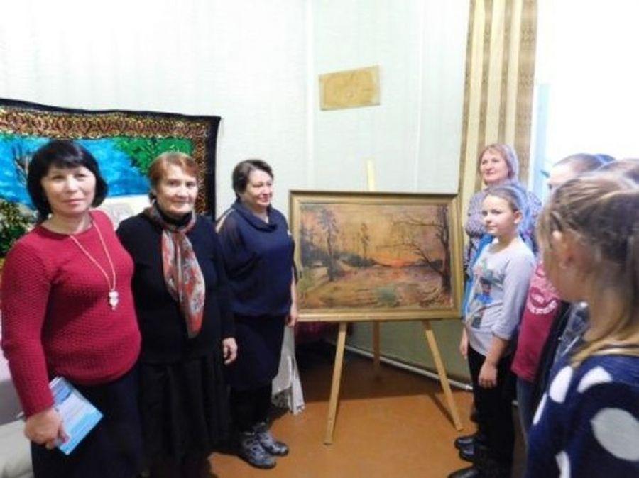 Творческая встреча в Татищевском музее