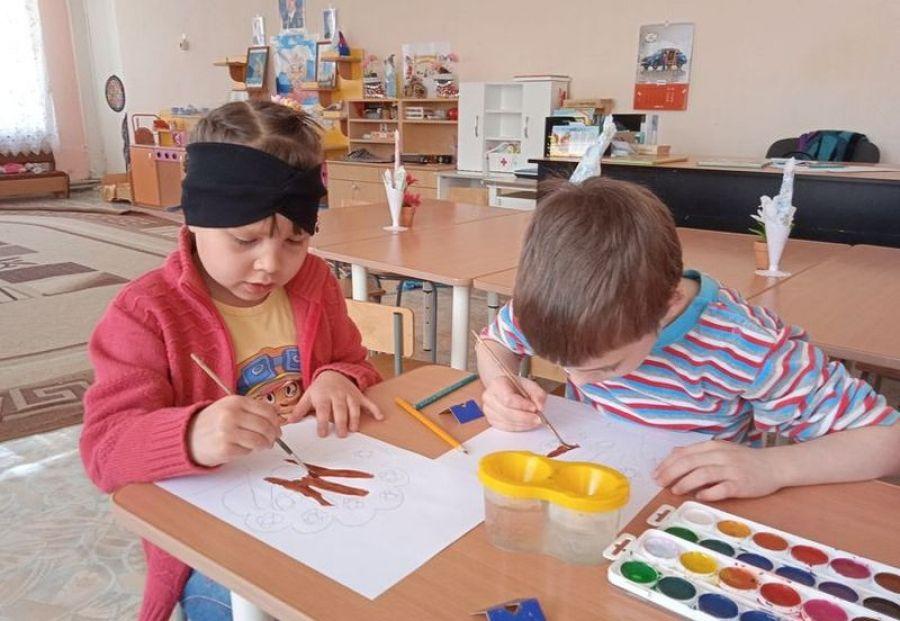 Проект ДШИ: «Прикоснись к искусству». Живопись