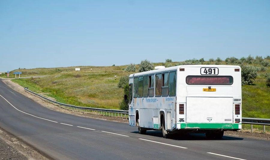 С 1 апреля 2019 года движение автобусов по маршруту № 491 - по новому расписанию: